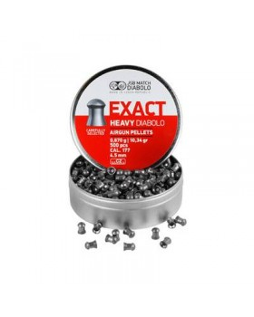 JSB EXACT 4.52mm / 500, HEAVY (10,3 grains)