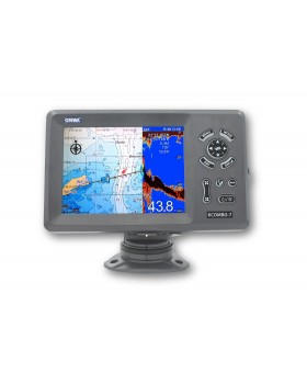 Combo GPS Plotter KCOMBO-7
