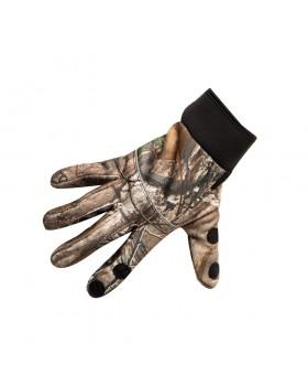 Κυνηγετικό γάντι Softshell CAMO