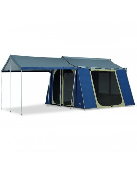 TENT 56 PERSON OZTRAIL 12x9 CANVAS CABIN