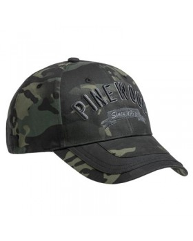 Καπέλο Pinewood Camou TC Cap Black 5294-963