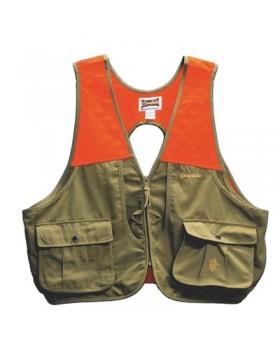 Γιλέκο Κυνηγίου Gamehide Vest PSV Brown/Orance