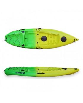 SCK Purity Plus μονοθέσιο καγιάκ - Κίτρινο/Πράσινο