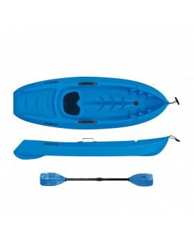 Seaflo KID - Μονοθέσιο παιδικό καγιάκ με παιδικό κουπί - Μπλε