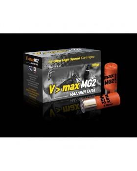 SUPERKILL V> MAX MG2 35gr. ΜΑΛΛΙΝΗ ΤΑΠΑ (15 τεμ.)