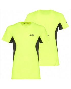 T-Shirt ZOTTA FOREST AMBIT κίτρινο
