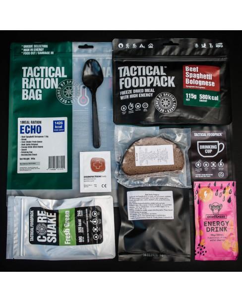 Πακέτο Μερίδας Γεύματος Εκτάκτου Ανάγκης Ration Tactical Foodpack