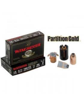 WINCHESTER SUPREME PARTITION GOLD SABOT SLUGS 12 70 SSP12