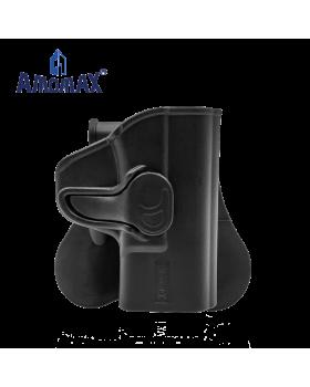 ΘΗΚΗ ΠΙΣΤΟΛΙΟΥ AMOMAX, Smith & Wesson M&P Shield .40 3.1, 9mm 3.1