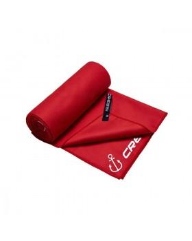Cressi Microfiber Towel 90x180 Red