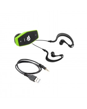 Mad Wave Αδιάβροχο MP3 Player AQUATONE Μαύρο