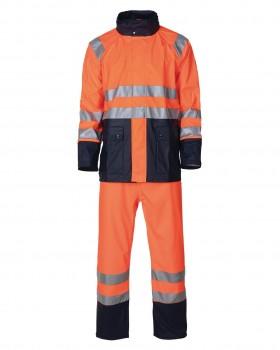 Νιτσεράδα Κοστούμι PU Deck 3M™ Scotchlite™ ORANGE