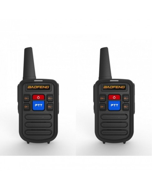 Baofeng BF-C50 Mini Φορητοί Επαγγελματικοί ασύρματοι Uhf για ερασιτεχνική ή επαγγελματική χρήση