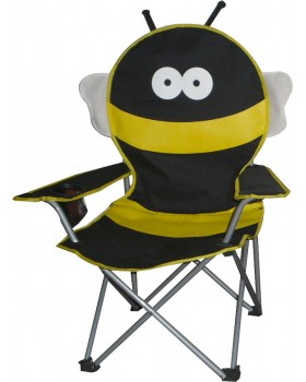 Campus Μεταλλικό Πτυσσόμενο Καρεκλάκι 153-3201 Μελισσάκι