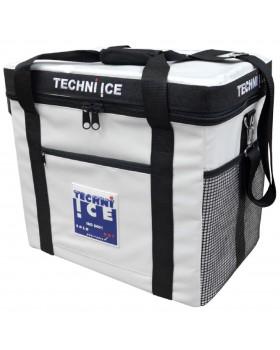 Τσάντα Ισοθερμική Techni Ice Υψηλής Απόδοσης 34L Γκρι