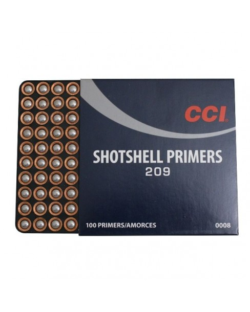 CCI 209 ΚΑΨΥΛΛΙΑ (Συσκευασμένα 100 τεμ.)