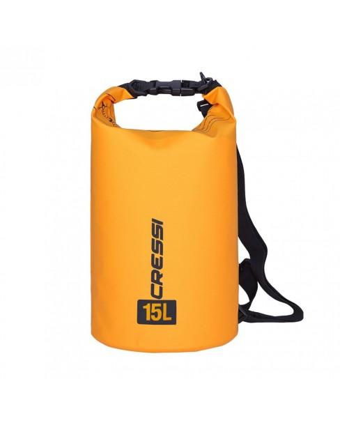 Cressi Dry Bag Orange 15L