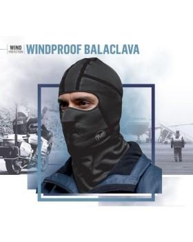 Μπαλακλάβα Buff® Windproof L / XL μαύρο