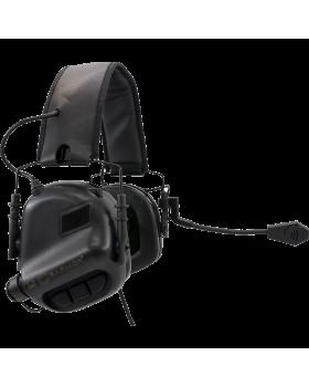 Ωτοασπίδες - Ακουστικά Επικοινωνίας EARMOR Μ32 Black
