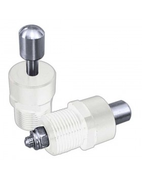 Epsealon Delrin Thereaded Bush With SS Insert 2 Pieces