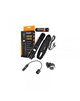 Φακός Fenix UC35 LED Flashlight With Micro USB Recharging (960 Lumens)