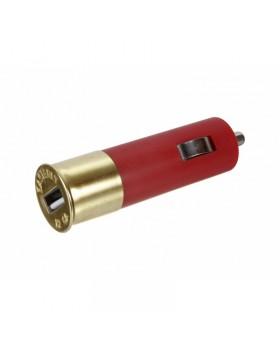 Φυσίγγι Φορτιστής USB Αναπτήρα Αυτοκινήτου 2.1A