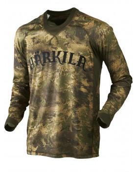 T-Shirt Κυνηγετικό Harkila LYNX L/S