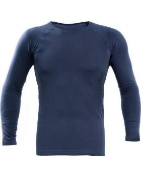 Ισοθερμική Επιχειρησιακή Μπλούζα Survivors μπλε