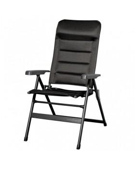 Καρέκλα Camping Aravel 3D μαύρη