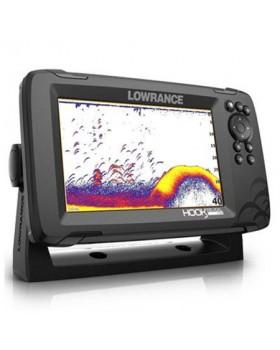 LOWRANCE Hook Reveal 7 + Αισθητήρας HDi