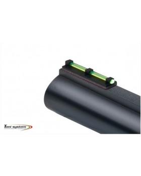 Toni System Εμπρός Σκοπευτικό Αυτοκόλλητο Λειόκανου Όπλου με Οπτική Ίνα 1.5χιλ Πράσινο (MADV)