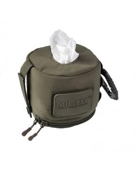 MIL-TEC Θήκη Molle για Χαρτί Υγείας ή Χαρτομάντιλα