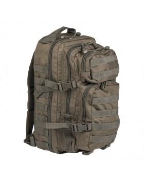 MIL-TEC Σάκος Πλάτης Assault LG Tactical 36 Λίτρων - Χακί