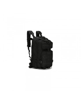 Molle Tactical Backpack 30LT Black IDOGEAR