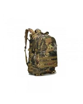 Molle Tactical Backpack 40LT Πραλλαγή Δάσους IDOGEAR