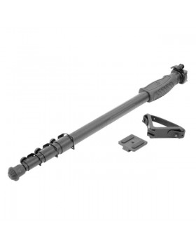 """UTG® Monopod with V-Rest and Camera Adaptor, 20.5""""-58.75"""" (TL-MP150Q)"""