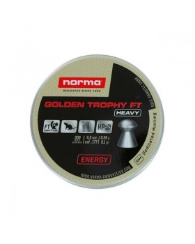 NORMA GOLDEN TROPHY FT HEAVY .177/500 (9,1 grains)