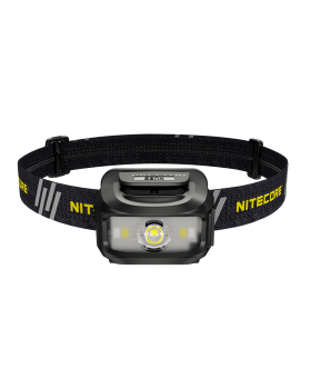 ΦΑΚΟΣ LED NITECORE HEADLAMP NU35 Black 460lumens