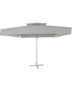 Ομπρέλα Δαπέδου 5139 G Τετράγωνη Επαγγελματική 3.5x3.5m