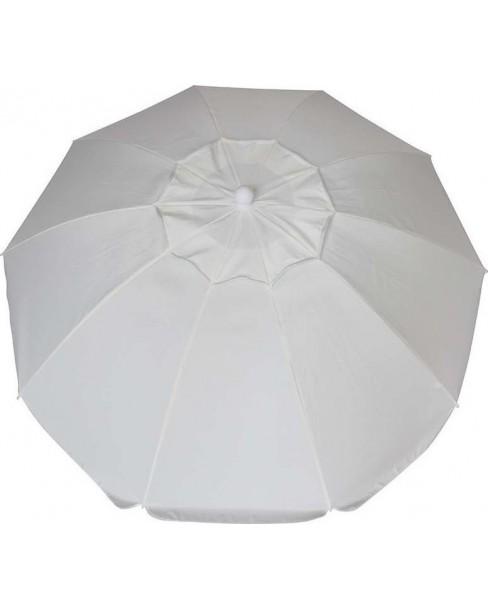Escape Ομπρέλα Θαλάσσης 12038 White 2m