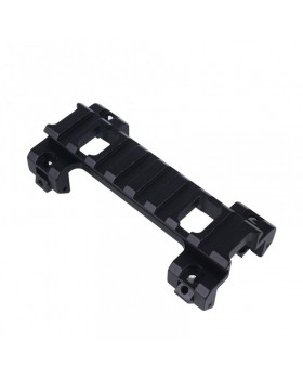Picatinny 20mm Weaver Scope Rail Mount Base Claw For MP5 G3-LT612