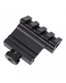 Βάση Picatinny 45μοίρες Tactical Offset 20mm LTC006