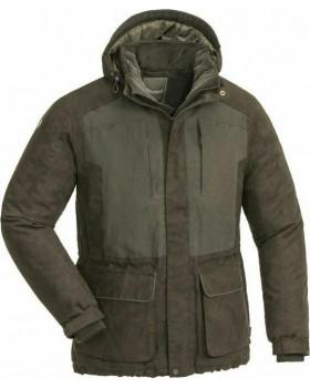 Pinewood Abisko 2.0 Jacket Suede Brown