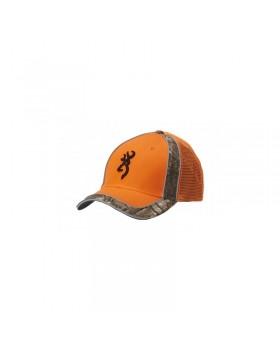 Καπέλο POLSON MESHBACK ORANGE BROWNING