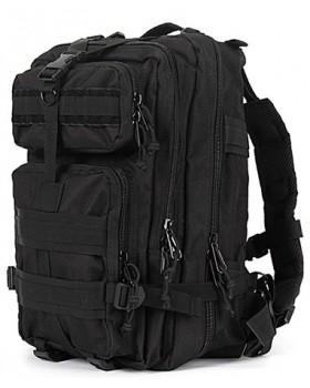 Σάκος Πλάτης Tactical 45 Λίτρων Μαύρος