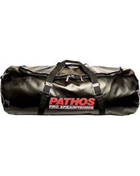 Pathos Σάκος 90lt Zip Μαύρος