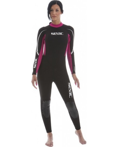Seac Relax Black/ Pink 2.2mm
