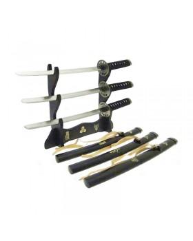 Σέτ 3 Mini Σπαθιά Κατάνα ΚΤ5