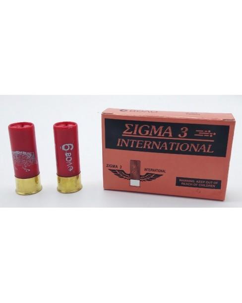 Sigma iii Internasional-8 Βολο