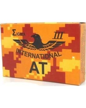 Φυσίγγια κυνηγιού δράμια Sigma 3 International 8 Βολα A.T Cal12